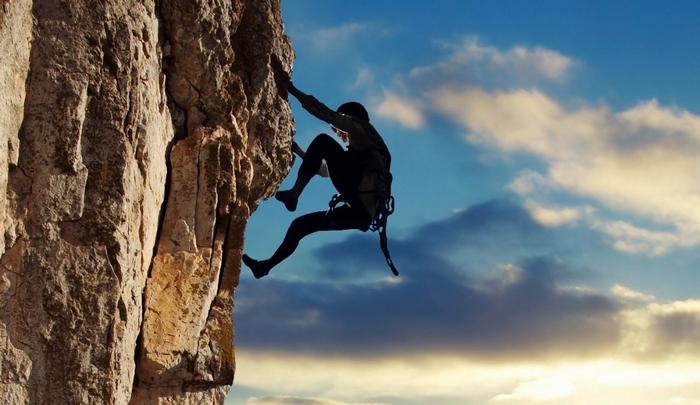 rock-climbe